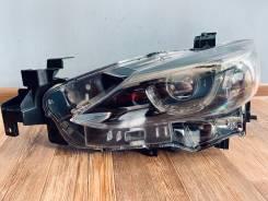 Фара Левая Mazda 6, (Atenza) GJ 100-65043 L LED Japan