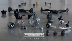 Подшипник ступицы колеса | перед прав/лев | Febest DAC42800045