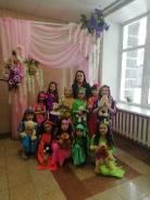 Танцы (восток, лезгинка), стрейчинг, ритмика и хореография для детей!