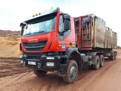 Iveco Trakker. Продам седельный тягач (АМТ 633910), 12 882 куб. см., 38, 12 882куб. см., 6x6