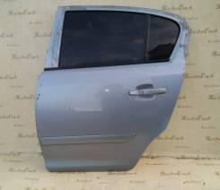 Дверь задняя левая Opel Corsa D 2006-2015