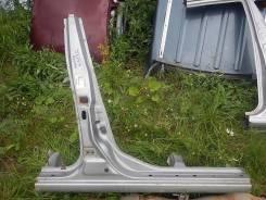 Стойка кузова центральная правая Nissan Almera