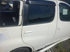 Дверь Toyota Funcargo, правая задняя NCP21, 1NZFE (040)