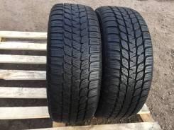 Bridgestone Blizzak LM-25. зимние, без шипов, 2014 год, б/у, износ 30%