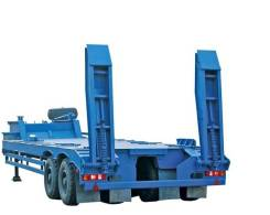 ЧЗПТ. Трал 40 тонн на балансирной подвески, 40 000кг.