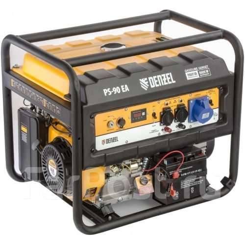 Эл генератор купить в кредит