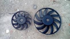 Вентилятор охлаждения радиатора. Audi A4, 8E5, 8EC, 8H7, 8HE AMB, AVJ, BEX, BFB