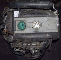 Двигатель AUDI Volkswagen CCZA CCTA 2 литра турбо TFSI 200 лс