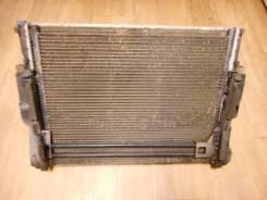 Радиатор охлаждения двигателя. BMW 3-Series, E46, E46/3, E46/5, E46/4, E46/2, E46/2C N46B18