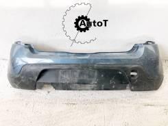 Бампер задний Renault Sandero Stepway (2009 - 2014) оригинал