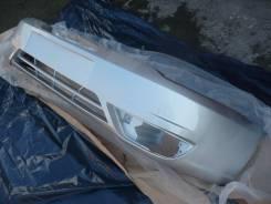 Новый окрашенный бампер (серебристый) Daewoo Nexia N150 08-