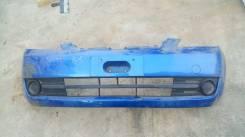 Бампер передний DY (синий) 2модель 2002-2007г