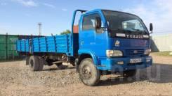 Yuejin. Продам грузовик в Новосибирске, 4 087куб. см., 5 000кг., 4x2