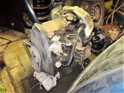 Двигатель ( столбик ) - Toyota Hiace )