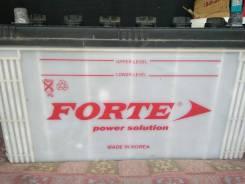 Forte. 100А.ч., Обратная (левое), производство Корея
