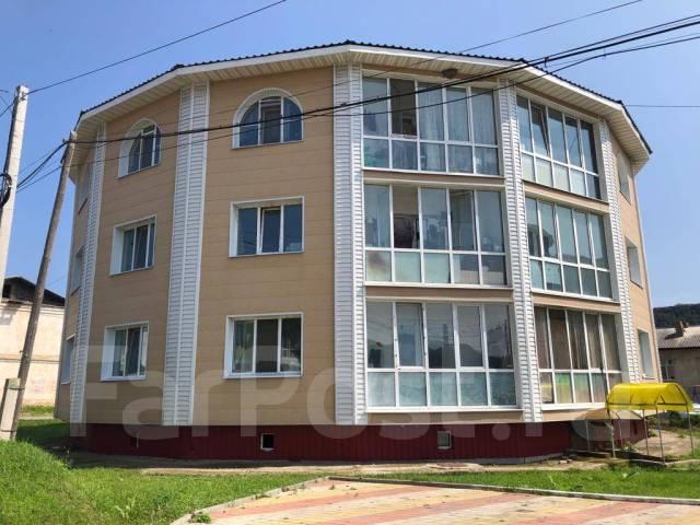 2-комнатная, Екатериновка, улица Партизанская 48б. Екатериновка, агентство, 47,0кв.м. Дом снаружи