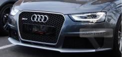 Решетка радиатора Audi RS4 B8 (2012 - 2015)