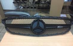 Решетка радиатора Mercedes C-class W205 AMG 6.3