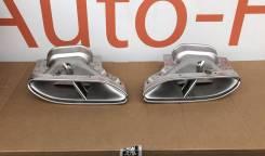 Насадки на глушители для Mercedes-Benz W222 рестайлинг Maybach
