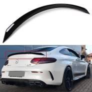 Спойлер на крышку багажника Mercedes w205 купе AMG Edition 1