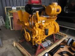 Двигатель в сборе SHANGHAI SC5D125G2B1 на каток XCMG XS142J (Оригинал)