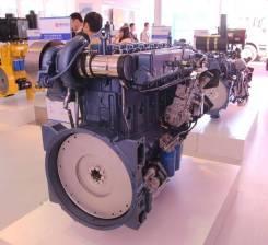 Двигатель WEICHAI WP12.420 для SHACMAN, SHAANXI, HOWO, МАЗ, КРАЗ, КАМАЗ (ЕВРО-2)
