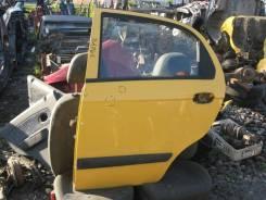 Дверь задняя левая Chevrolet Spark 2005-2010 (Дверь задняя левая)