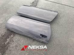 """Пластиковые двери на Skyline R33 2d """"Neksa autotuning"""""""