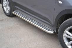Подножка. Hyundai Creta, GS G4FG, G4NA