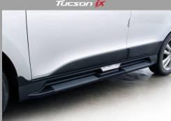 Подножка. Hyundai Tucson, LM G4KD, G4KE