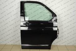 Дверь передняя в сборе (чёрный) RH VW Transporter 2015, правая