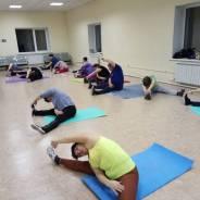 Занятия по адаптивной физкультуре