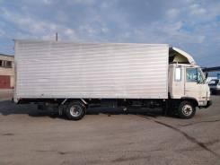 Nissan Diesel. Ниссан Дизель грузовой фургон 1991 года., 7 000куб. см., 7 000кг., 4x2