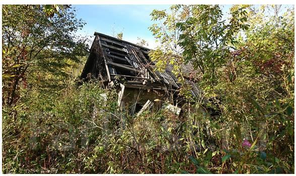 земельный участок с домом под снос
