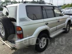 Дверь боковая задняя правая Toyota Land Cruiser Prado 95