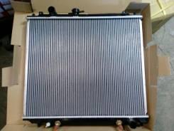 Радиатор охлаждения двигателя. Mitsubishi Pajero, V26C, V26W, V26WG, V46V, V46W, V46WG Mitsubishi Montero, V26W, V46W Mitsubishi 1/2T Truck, V16B 4M40