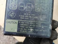 Крышка блока предохранителей. ЗАЗ Ланос ЗАЗ Шанс Chevrolet Lanos L13, L44, LV8, LX6