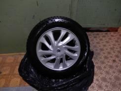 "Продам комплект 4шт. колес R15 (диски шины в сборе). x15"" ЦО 40,0мм."