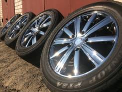 """Колёса Weds Inlines r20+ Dunlop 285/50/20. 8.5x20"""" 5x150.00 ET57"""