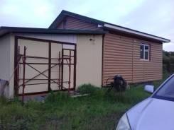 Продам НЕ дорого или обменяю новый дом с участком. Клубная, р-н с. Мельники, площадь дома 50,0кв.м., скважина, электричество 15 кВт, отопление тверд...