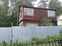 28км Байкальского тракта, левая сторона, дача 879 кв. м. Улица, р-н 28 км. Байкальского тракта, площадь дома 32,0кв.м., площадь участка 879кв.м....