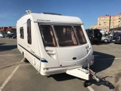 Sterling Caravans Europa. Автодом