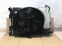 Радиатор охлаждения двигателя. Kia Rio, FB Hyundai Solaris, HCR G4FC, G4FG, G4LC