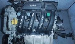 Двигатель k4j750 Рено меган
