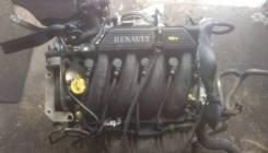 Двигатель k4m700 Рено меган
