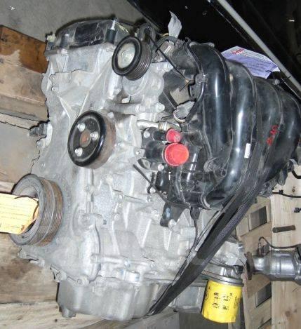 Двигатель Mazda 3 Stufenheck LF-VE