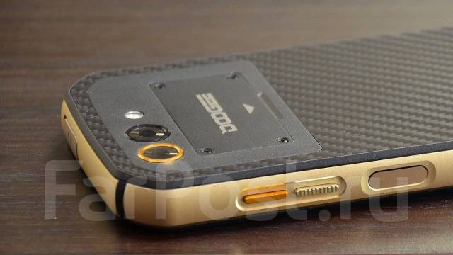Doogee S30. Новый, 16 Гб, 3G, 4G LTE, Dual-SIM, Защищенный