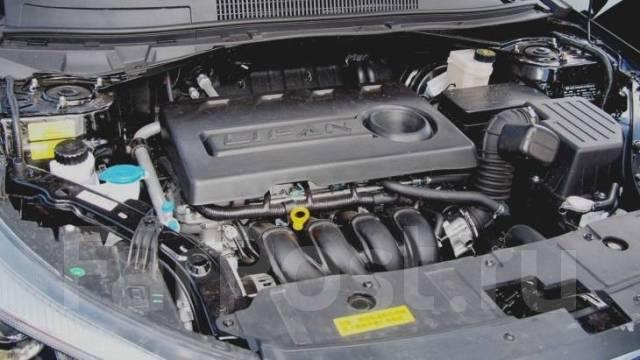 Двигатель (контракт) Lifan X70 LF483G