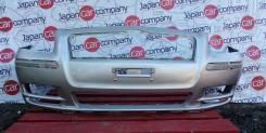Бампер передний Toyota Avensis II 2003-2008