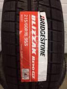 Bridgestone Blizzak Revo GZ, 215/60/R16